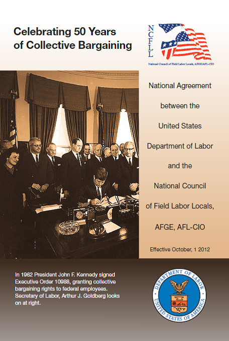 AFGE Local 2139 | 2012 Contract